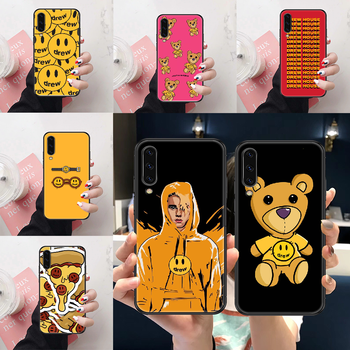 Drew Justin Bieber Phone case For Samsung Galaxy A 3 5 7 8 10 20 21 30 40 50 51 70 71 E S 2016 2018 4G black fashion waterproof image
