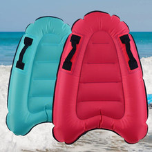 Inflatable Surf Board Beach Swim Pool Toy Floating Mat Lounge for Adults Kids Boys Girls Swimmers for Swimming Surfing(China)