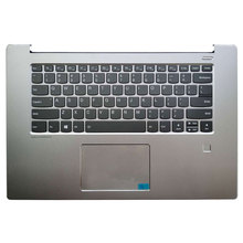 Keyboard Touchpad Palmrest LENOVO 530S-15ARR New US for with Upper-Case Fingerprint
