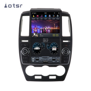 Aotsr Tesla Stijl Android 8 PX6 Auto Speler Voor Land Rover Freelander 2 2007-2015 Auto Gps Navigatie Dsp carplay Autostereo