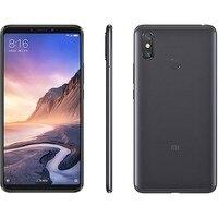 Xiaomi Mi Max 3 6,9 zoll 4G RAM 64GB ROM Android Smartphone Entsperrt Qualcomm Snapdragon 652 Fingerprint 4G