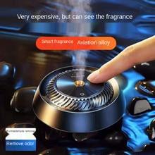 Автомобильный умный аромадиффузор, автомобильный парфюмерный освежитель воздуха, удаление запаха формальдегида, автомобильные аксессуар...