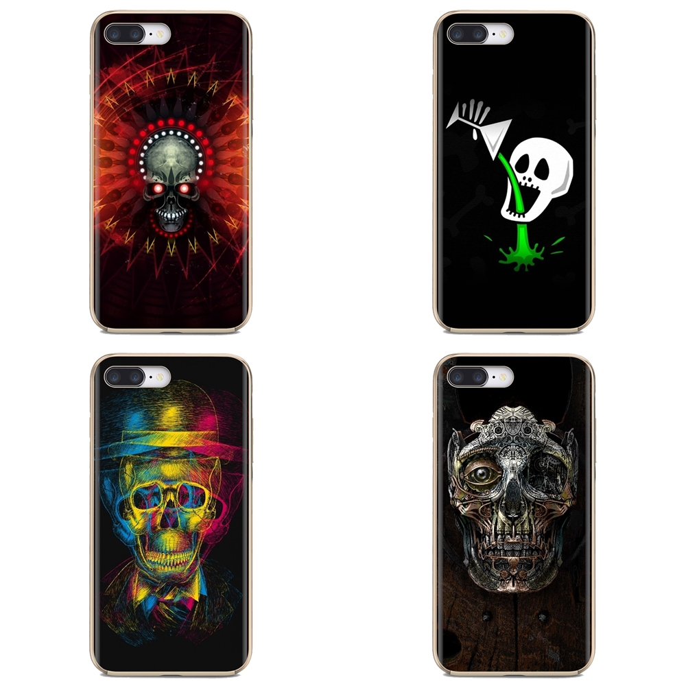 Skull 3d Hd Wallpapers For Samsung Galaxy S6 S10e S10 Edge Lite Plus Core Grand Prime Alpha J1 Mini Adorable Silicone Phone Case Phone Case Covers Aliexpress