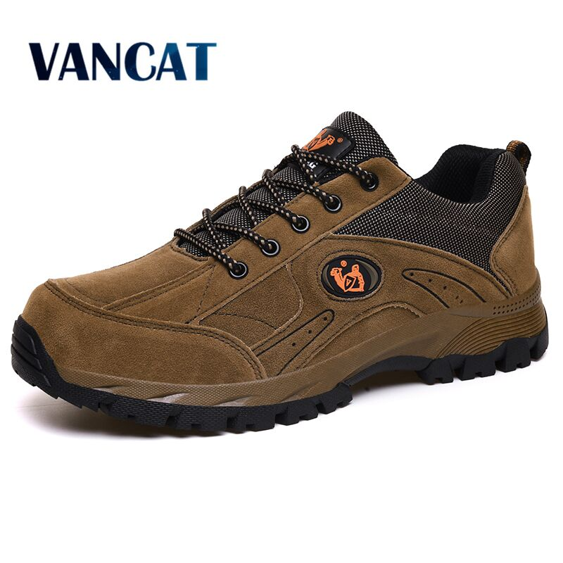 Vancat Brand New Winter Men Shoes Big Size 36-48 Super Warm Men's Boots Sneakers Ankle Warm Plush Snow Boots For Man Footwear