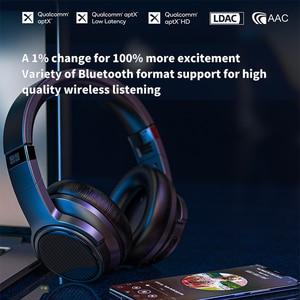 Image 4 - FiiO EH3 NC EH3NC auriculares por Bluetooth 5,0 con cancelación de ruido, soporte LDAC/aptX HD/One touch NFC/50hr duración de la batería