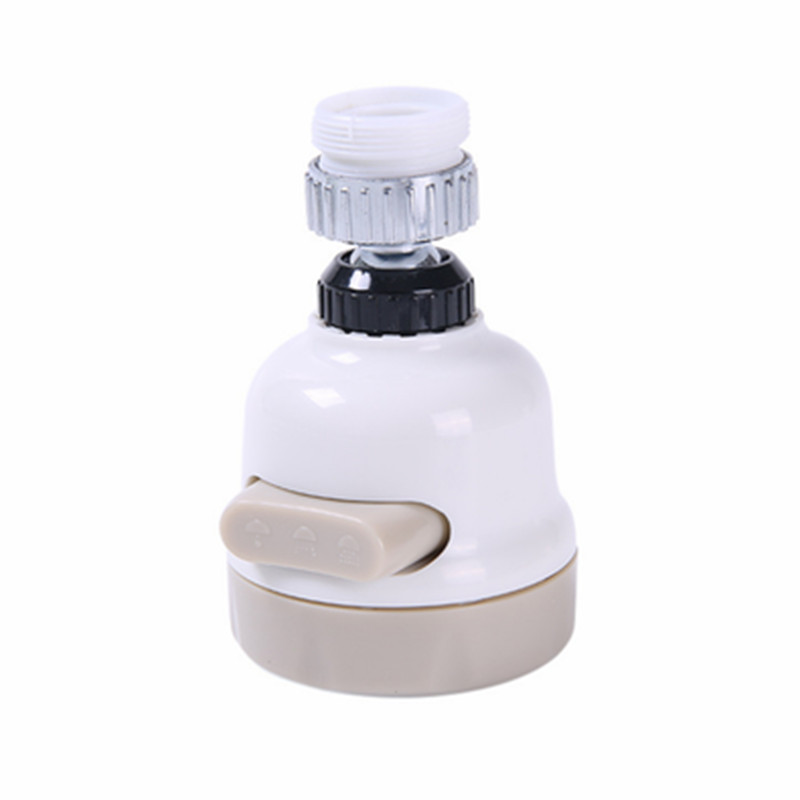Moveable Kitchen Tap Head Kitchen Rotatable Faucet Sprinkler Spatter Water Saving Filter Sprayer For Household Tool