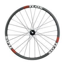 29er  Asymmetric XC Trail All Mountain MTB carbon wheels - WM-i25A-9-N