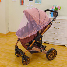 Baby Stroller Sun Visor Carriage Breathable Mesh Cover Shade Canopy Cover For
