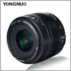 Image 3 - YONGNUO YN50mm Lens YN50mm F1.4 Standard Prime Lens Large Aperture Auto Focus Lens for Canon EOS 70D 5D2 5D3 600D for Nikon DSLR