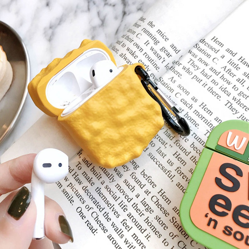 Chicken Nuggets AirPods Case 3