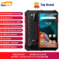 Ulefone Armor X5 смартфон с 5 5-дюймовым дисплеем  восьмиядерным процессором MT6762  ОЗУ 3 ГБ  ПЗУ 32 ГБ  Android 10 0  4G LTE