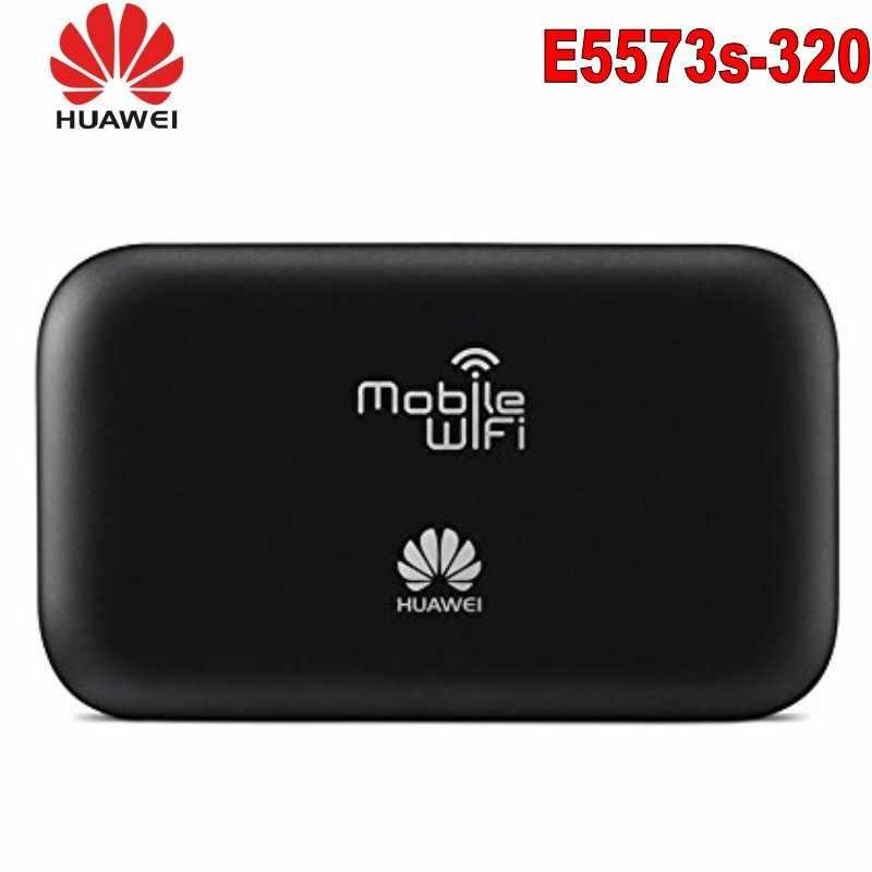 HUAWEI E5573 3G Gato-4 4G LTE Móvel Wi-fi Hotspot Wireless Router Modem DESBLOQUEADO