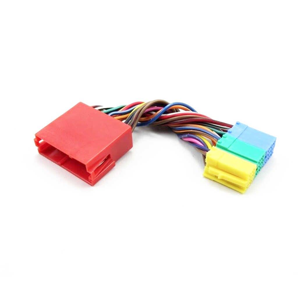 [WLLP_2054]   20 PIN Distributor Adapter Cable Mini ISO Navigation Plus MFD MCD 8 Pin  Plug| | - AliExpress | Mcd Wiring Harness |  | www.aliexpress.com