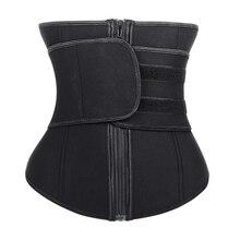 Waist Trainer  Women Men Plus size Neoprene Sauna Sport Body Shaper Tummy Control Slimming Sweat Fat Burning Modeling waist Belt