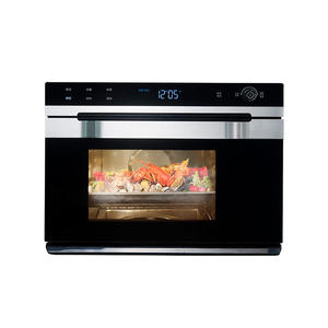 Microwave-Oven 801-1200W Embedded Iron UR EMF LFGB Plastic Stainless-Steel Aluminum 800W