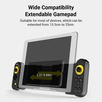 Mando PG-9167 Joy con para móvil, mando para teléfono Android, iPhone, PC, mando para TV Box