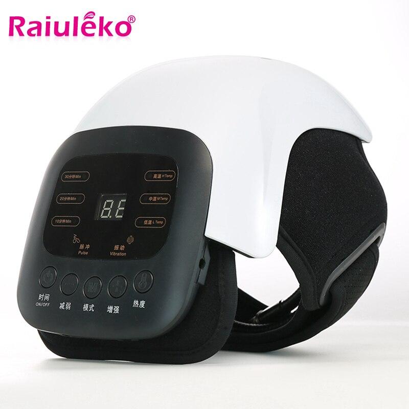 Rheumatoid Arthritis Knee Joint Physiotherapy Instrument Vibration Heating Massager Relieve Osteoarthritis Infrared Therapy