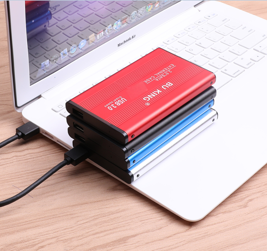 500gb 1tb 2tb 2 5 External Hard Drive Usb 3 0 Colorful Metal Hdd Portable External Hd Hard Disk For Desktop Laptop Computer External Hard Drives Aliexpress