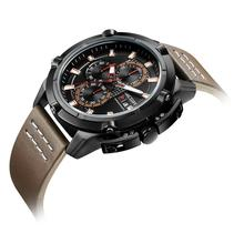 цена MEGIR Men Quartz Sport Watch Relogio Masculino Chronograph Military Army Watches Clock Men Top Brand Luxury Creative Watch Men онлайн в 2017 году