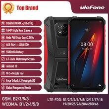 Ulefone Armor 8 Robuuste IP68 Waterdichte Smartphone Android 10 4Gb 64Gb Octa-Core 5580Mah 2.4G/5G Wifi 6.1
