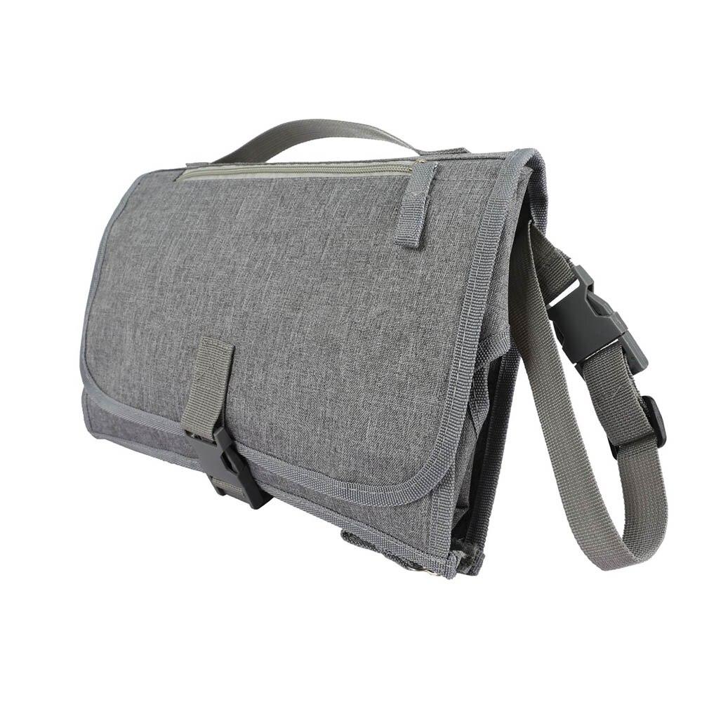 Новые 3 в 1 Водонепроницаемый пеленальный коврик пеленки мнчества, Портативный чехол для детских подгузников коврик чистой ручной складной сумка из узорчатой ткани - Цвет: 84