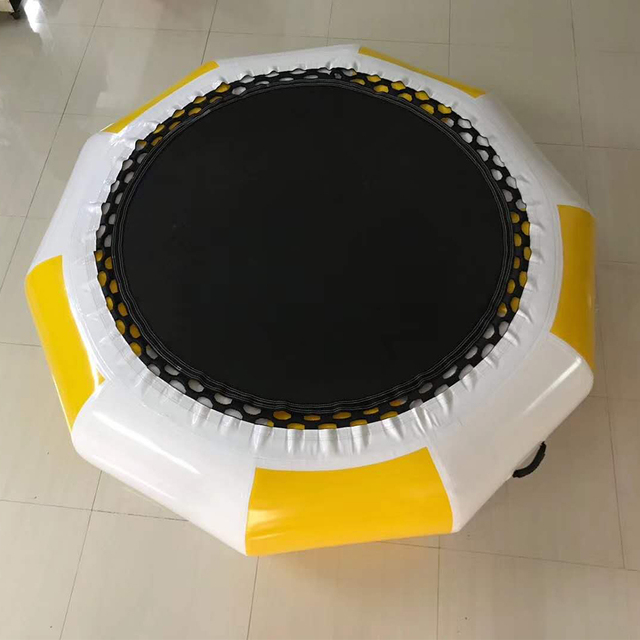 Inflatable Water Jumping Trampoline 2