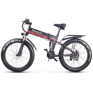 Image 5 - חשמלי אופני 1000W ebike 2019 חדש חשמלי אופני הרי olding חשמלי אופני אופני eletrica חשמלית אופני 48v