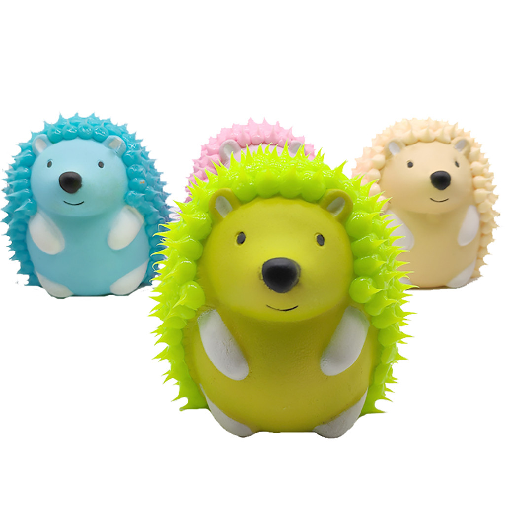 Squishy Kawaii Gigantes Mini Squeeze Toys Squishy Cute Hedgehog Scented Charm Slow Rising Squeeze Stress Reliever ToyW729