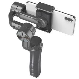 Image 5 - Orsda מייצב Gimbal Smartphone מצלמה 3 ציר PTZ כף יד עבור טלפון IPhone11XS XR X 8 בתוספת W/פוקוס למשוך & זום Estabilizador