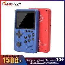 M3S rétro Smart Console de jeu vidéo intégré 1500 + jeux 16 bits Mini lecteur de jeu portable avec carte 4G TF pour enfants cadeau