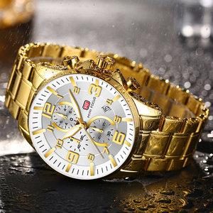 Image 4 - MINI FOCUS Fashion Mens Watches Top Brand Luxury Waterproof Quartz Clock Chronograph Sports Business Watch Men Relogio Masculino