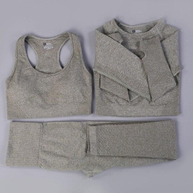 Grey 3 pcs
