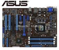 ASUS P8B75-V original verwendet mainboard DDR3 LGA 1155 RAM 32G Desktop Motherboard PC