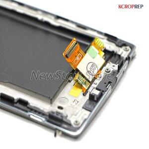 """Image 3 - עבור LG G4 H810 H811 H815 H815T H818 H818P LS991 VS986 LCD תצוגת מסך מגע Digitizer עצרת החלפת אבזר 5.5"""""""
