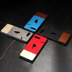 На Алиэкспресс купить чехол для смартфона luxury fabric cowboy splice pu leather case for asus rog phone 2 zs660kl