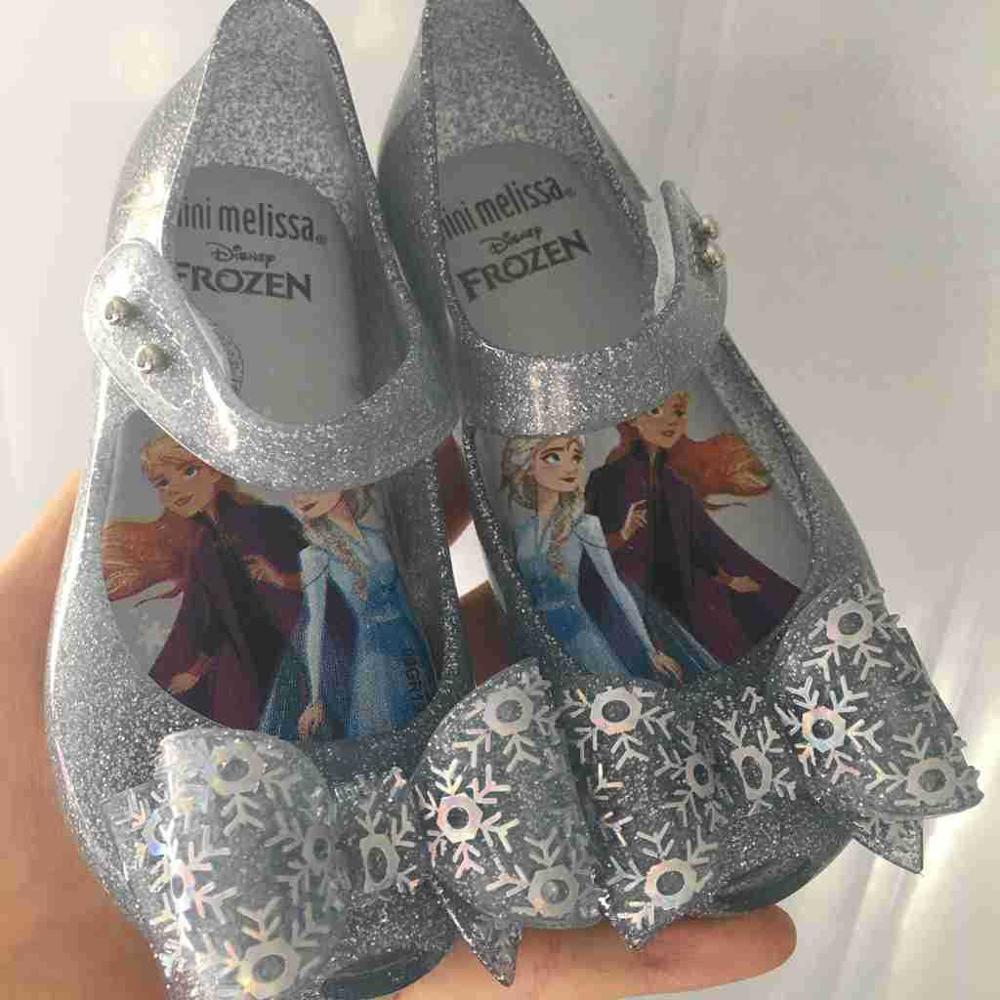 2020 New Mini Melissa Ultragirl Girl Jelly Shoes Sandals 2020 New Baby Shoes Soft Melissa Sandals For Kids Non-slip SH19106