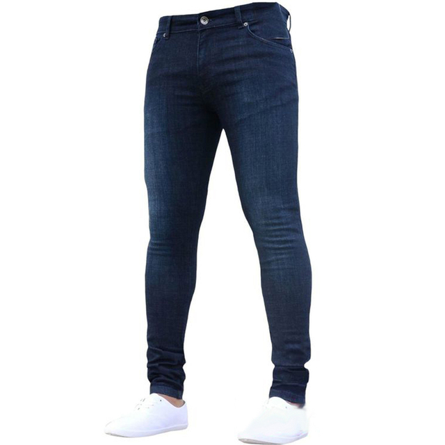 Casual Stretch Skinny Jean 4