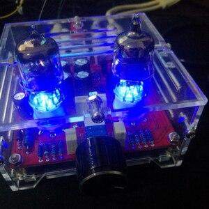 Image 3 - HiFi 6J1 przedwzmacniacz lampowy wzmacniacz zarządu klasy A Pre Amp kryształ powłoki