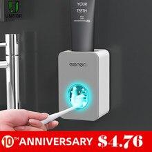 UNTIOR – distributeur automatique de dentifrice, outils de salle de bains, presse-dentifrice, support mural, accessoires de salle de bains