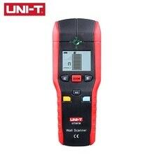 цены на UNI-T UT387B Handheld Fast Wall Detector Tester Metal Wood AC Cable Electric Wire Finder Scanner Accurate Wall Detecting Tool  в интернет-магазинах