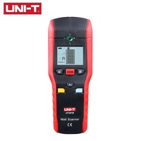 UNI T UT387B Handheld Fast Wall Detector Tester Metal Wood AC Cable Electric Wire Finder Scanner Accurate Wall Detecting Tool