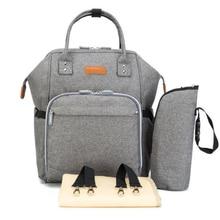 Get more info on the Mummy Maternity Nappy Bag For Baby Stroller Bag Large Capacity backpack for mom Nursing Backpack Travel Wet Bag Diaper Bag