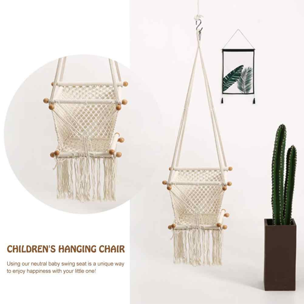High Quality Baby Hanging Nest Swing Chair Seat Hammock Chair For Infant Toddler Home Decoration