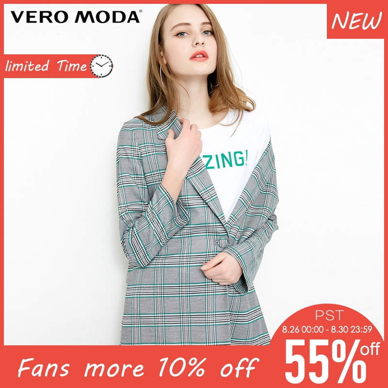 Vero Moda Women leisure Autumn Blazer suit Coat Jacket  | 318308507