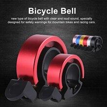 Bicycle-Horn Bike-Ring Innovative Aluminum-Alloy Handlebars for Dropship