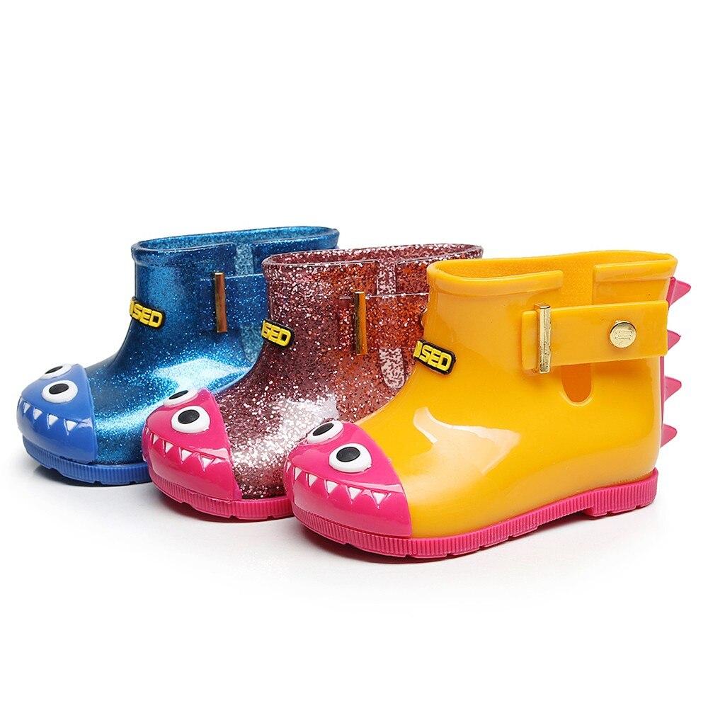 Kids Rain Boots Children Infant Kids