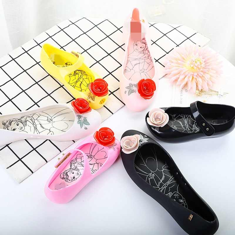 adult jelly shoes