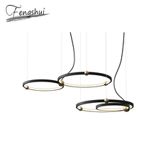 Nordic Iron Pendant Lights Lamp LED Decoration Lighting Living Room Dining Kitchen Bedroom Hanging