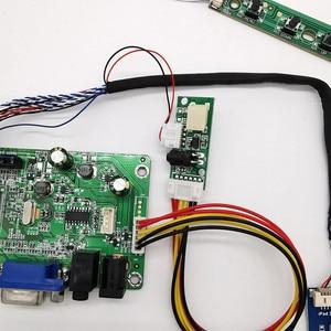 Image 5 - Плата аудиоконтроллера HDMI + VGA + для iPad 3 4 9,7 дюйма LQ097L1JY01 LTL097QL01 A01/W01 2048x1536 сигнал EDP 4 полосы 51 контактный ЖК дисплей