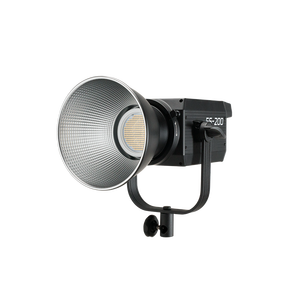 Image 4 - Nanlite FS 200 LED Strobe Light 5600K Professional Photography Outdoor Monolight Nanguang FS200 Studio Light Lamp